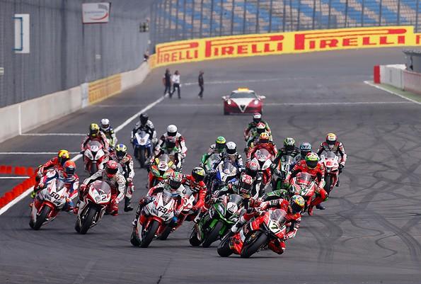 Superbike Weltmeisterschaft auf dem Lausitzring, Foto: EuroSpeedway Verwaltungs GmbH