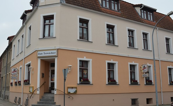 """Gasthaus """"Zum Torwächter"""""""
