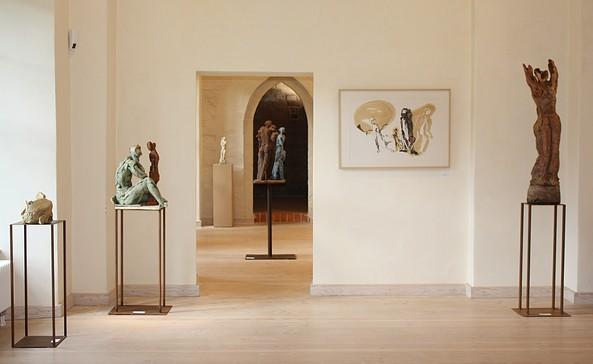 Galerie Abthaus im Kloster Chorin, Foto: Franziska Siedler