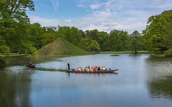 Schlosspark Branitz in Cottbus