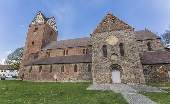 Die St.-Marienkirche Treuenbrietzen, Foto: TMB-Fotoarchiv/Steffen Lehmann