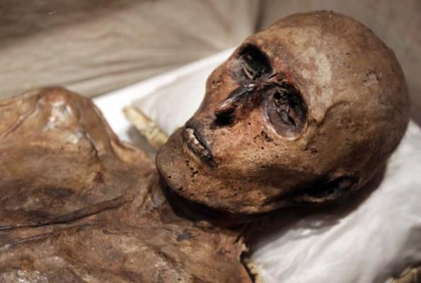 Die Mumie des Ritters Kalebuz