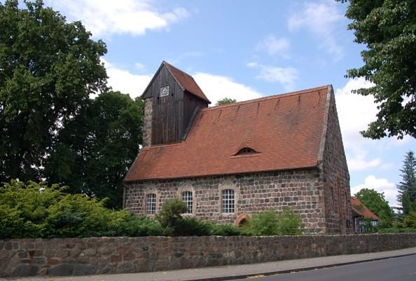 Wehrkirche Kampehl