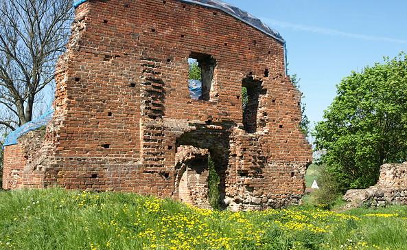 Burgruine Greiffenberg, Foto: Tourismusverein Angermünde