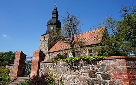 Feldsteinkirche Dennewitz