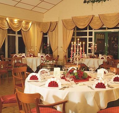 Restaurant im Waldhotel Roggosen