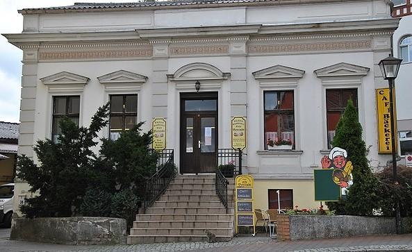 Bäckerei - Café - Konditorei Behrendt, Foto: Kultur- und Tourismusamt Märkische Schweiz
