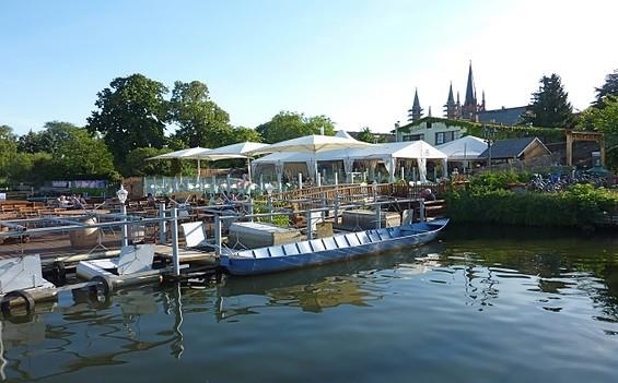 """Fischrestaurant """"Arielle"""""""