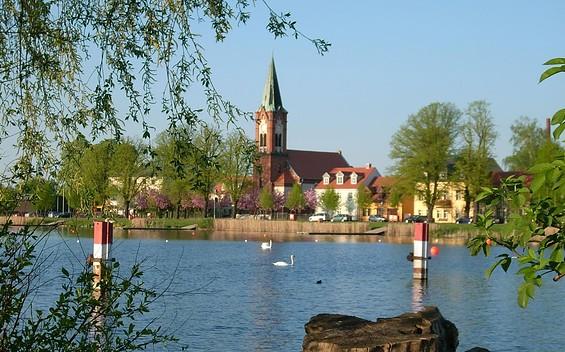 Katholische Kirche Maria Meeresstern in Werder (Havel)
