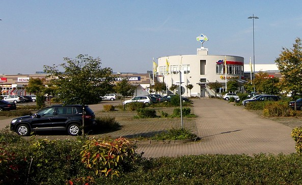 Einkaufszentrum Müggelpark, Foto: Gerald Badrow