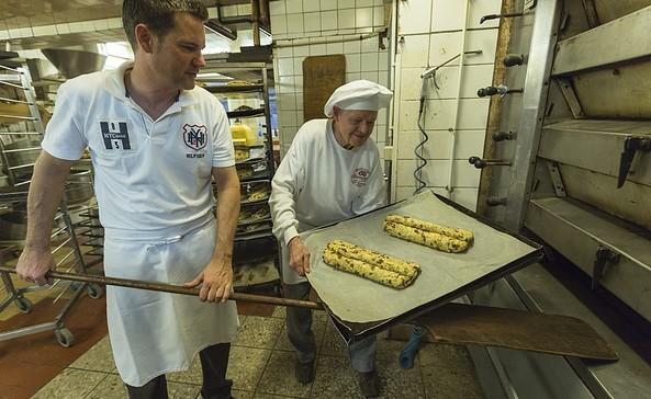 Bäckerei Neuendorff, Foto: Steffen Lehmann