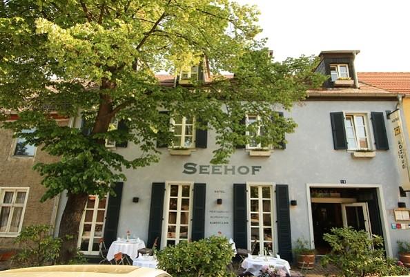 Der Seehof Rheinsberg, Foto: Florian Busch