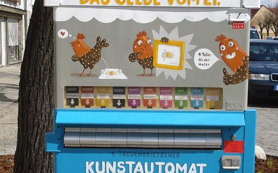 Kunstautomat Treuenbrietzen