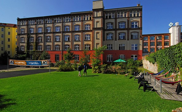 Innenhof/Biergarten