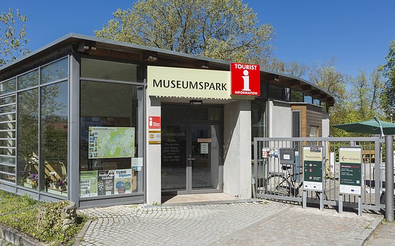Tourismusinformation Museumspark Rüdersdorf