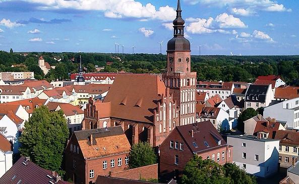 Kreuzkirche Spremberg, Foto: Alexander Adam