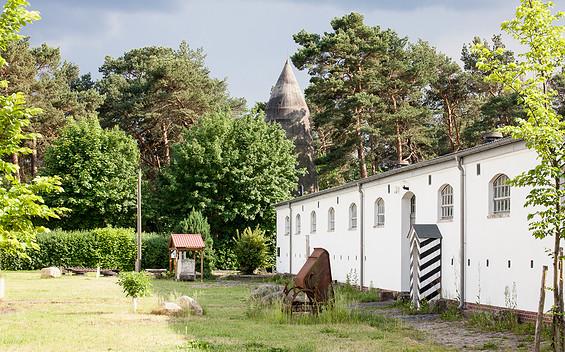 Bücher- und Bunkerstadt Wünsdorf