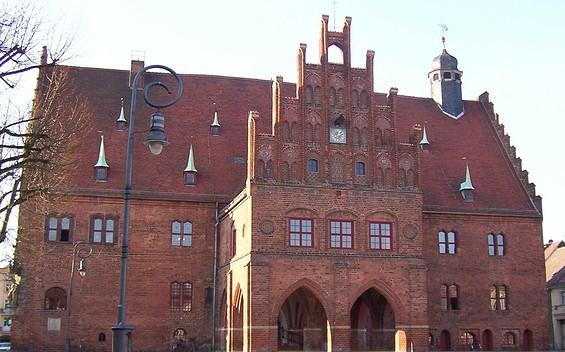 Rathaus Jüterbog
