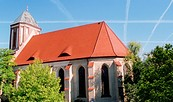 Evangelische Peter-Paul-Kirche Senftenberg - Außenansicht