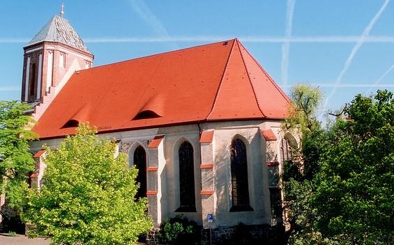 Evangelische Peter-Paul-Kirche Senftenberg
