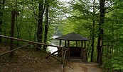 Oderlandweg, Baassee Hütte