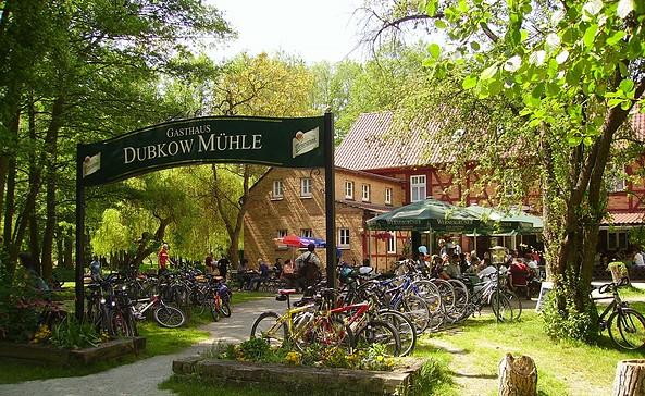Dubkow-Mühle, Foto: Dubkow-Mühle