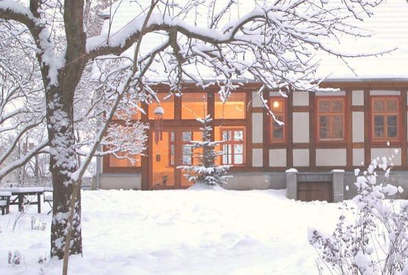 Galerie im Winter © Steffen Hessheimer