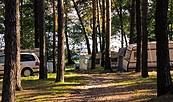 """Ferienhaus- & Campingpark """"Ludwig Leichhardt"""" in Zaue am Schwielochsee, Foto: Schwielochsee - Tourist GmbH"""