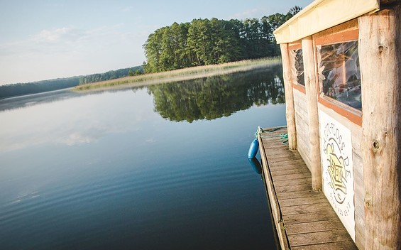Natur-Floss Rafts