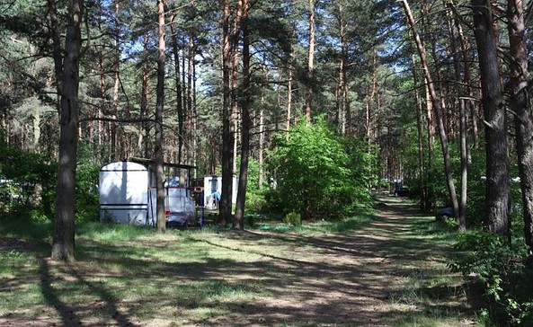 Familiencampingplatz Ruhlesee - Waldcamping, Foto: wake-and-camp
