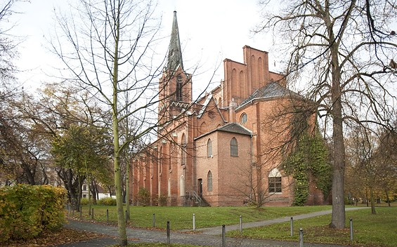 St.-Gertraud-Kirche Frankfurt (Oder)