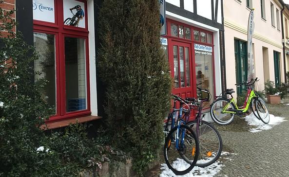 Radcenter Templin, Foto: tmu GmbH