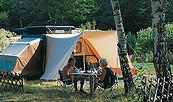 """Campingplatz """"Zühlsdorfer Mühle"""", Foto: Verband der Campingwirtschaft im Land Brandenburg e.V."""
