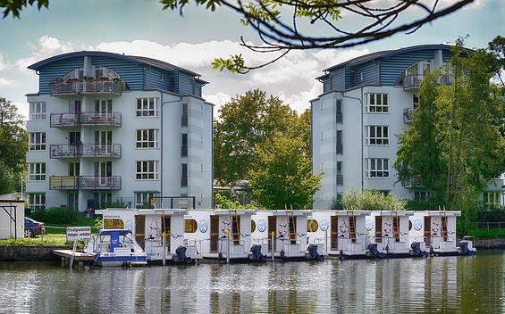 Havel Cruiser - raft rental