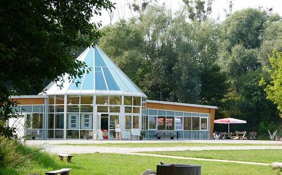 NaturParkZentrum am Wildgehege Glauer Tal im Naturpark Nuthe-Nieplitz