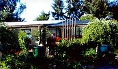 """""""Ferienhaus im Grünen"""" in Eberswalde, Foto: Marlis Zemlin"""