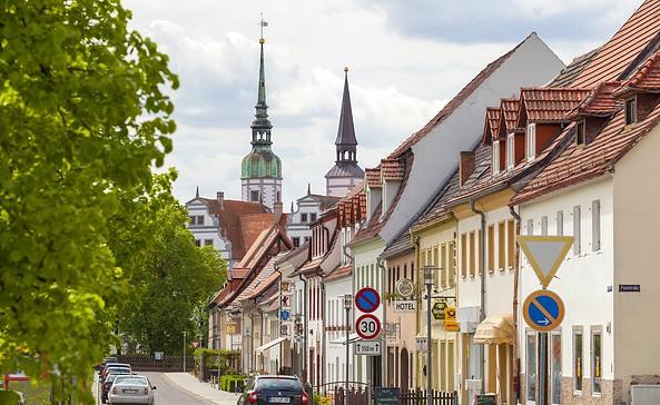 Altstadt Doberlug in Doberlug-Kirchhain, Foto: Andreas Franke