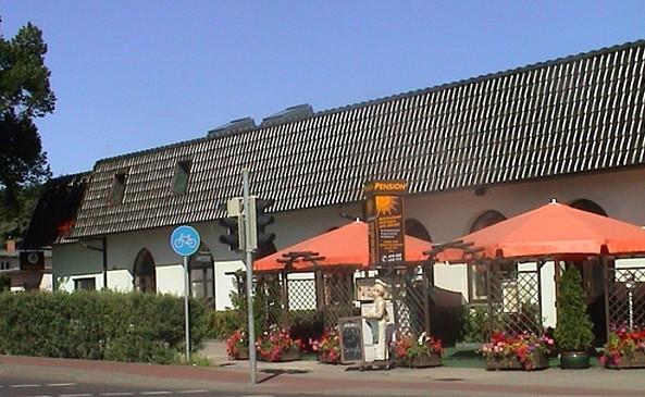"""Gasthaus """"Zur Sonne"""", Foto: Tourismusverein Oder Region Eisenhüttenstadt e.V."""