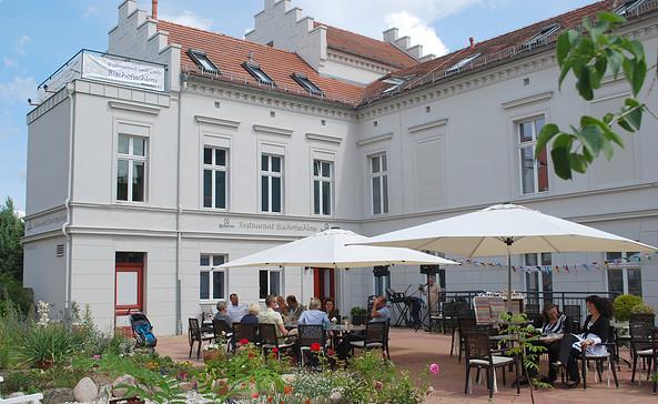 Bischofsschloss Fürstenwalde, Foto: Restaurant Bischofsschloss