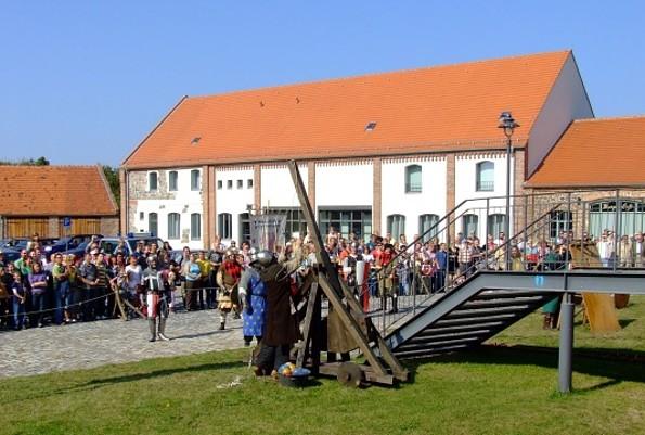 Askanierwochenende auf der Burg Ziesar, Foto: Bischofsresidenz Burg Ziesar