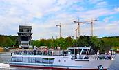 Erlebnis: Schiffshebewerk Niederfinow