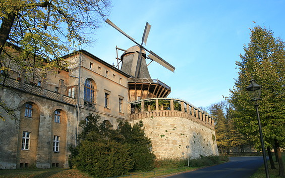 Historische Mühle von Sanssouci