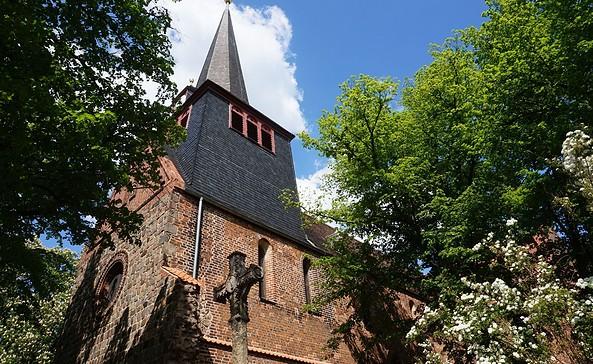 Liebfrauenkirche in Jüterbog, Foto: Tourismusverband Fläming/F.Raab