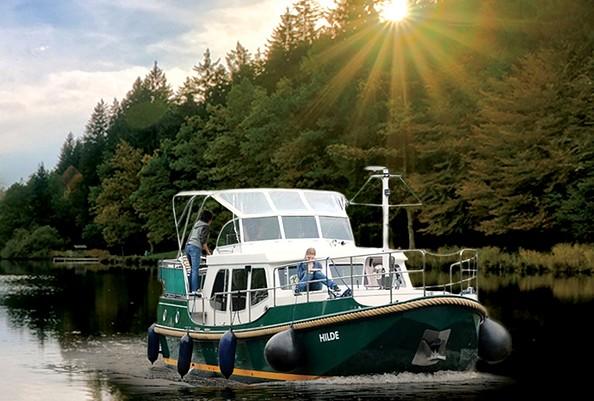 Yachtcharter Marina Alter Hafen © Brehm & Presch Marina GbR