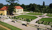 Barockgarten in Neuzelle, Foto: Besucherinformation in Neuzelle