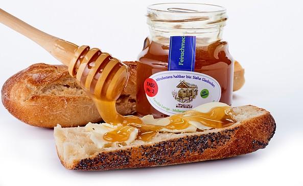 Honig, Foto: Imkerei Lange