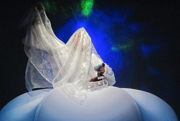 Die Schneekönigin © Theater des Lachens