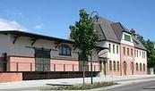 """excursio-Besucherzentrum in Welzow, Foto: Bergbautourismus-Verein """"Stadt Welzow"""" e.V."""