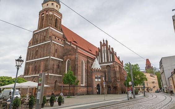 Oberkirche St. Nikolai Cottbus