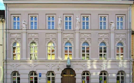 Satire Theater Potsdam - Kabarett Obelisk